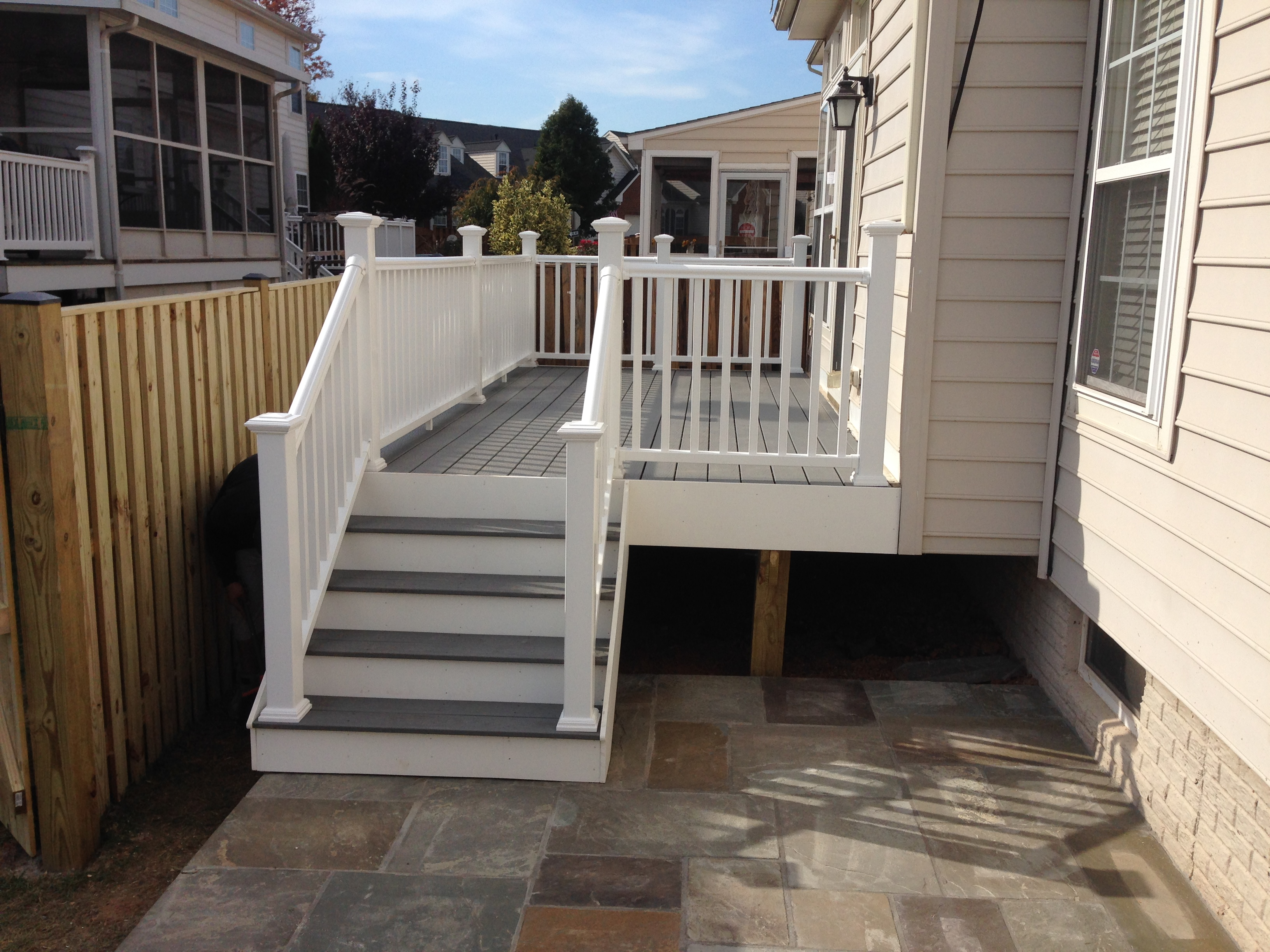Fiberon Fencing | Home Depot Veranda Composite Decking | Veranda Composite Decking