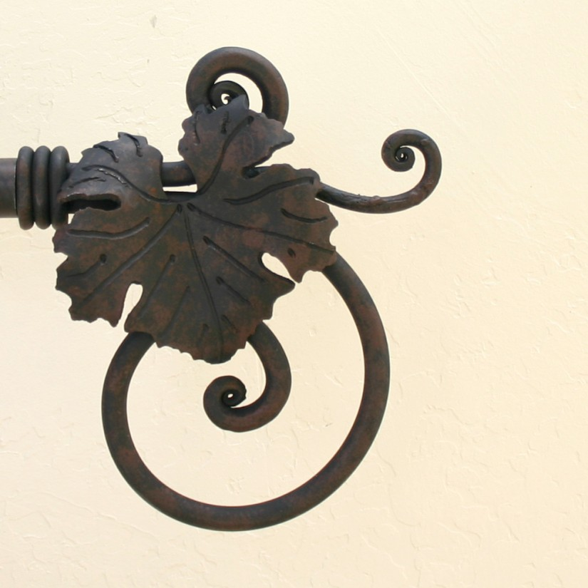 Finials For Curtain Rods | Rod Finials | What Are Finials For Curtain Rods