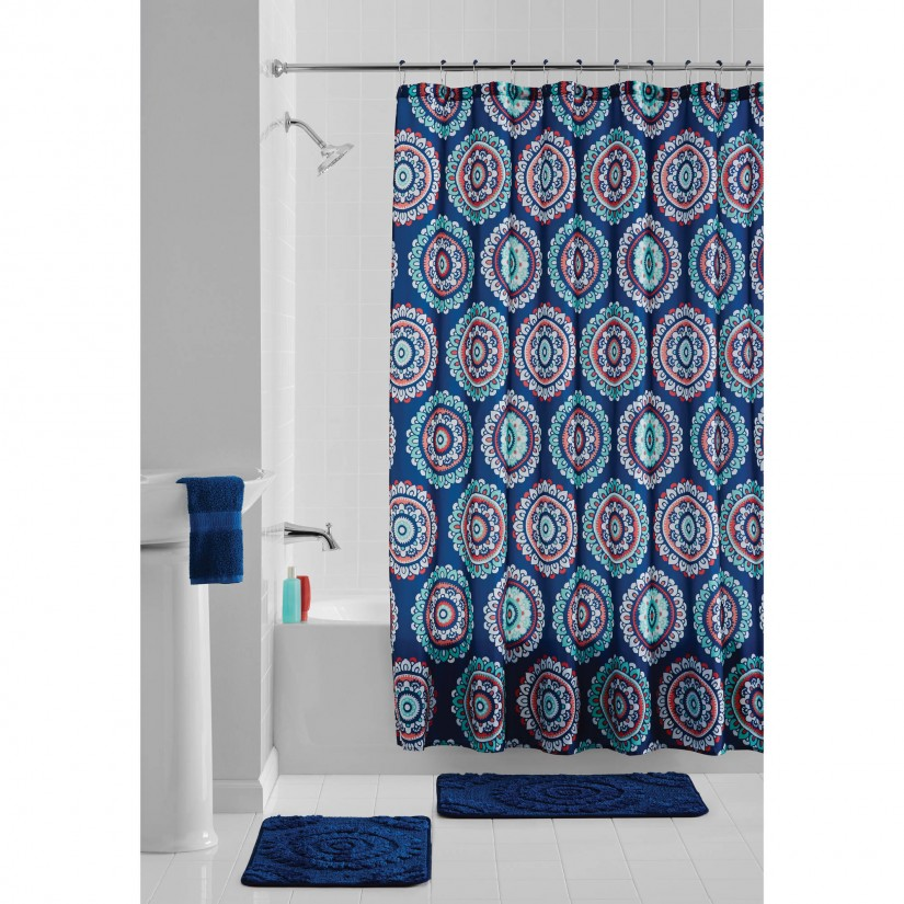 Floral Shower Curtain | Funky Shower Curtains | Shower Curtains Floral