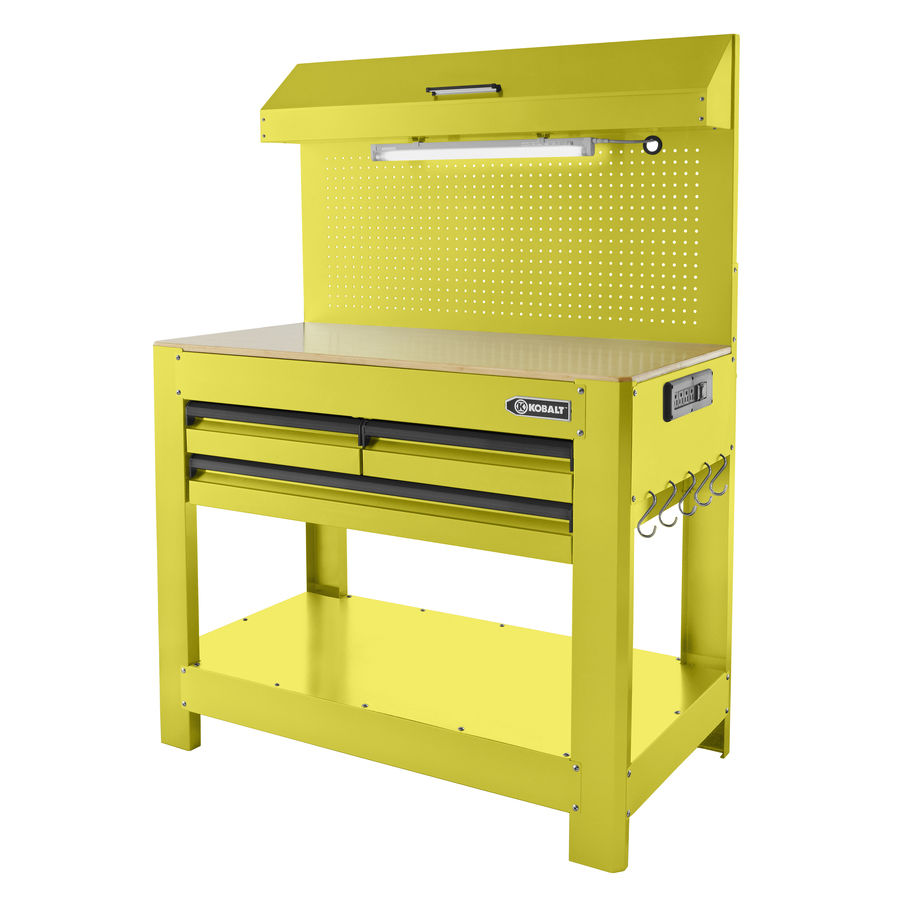 Folding Metal Workbench | Heavy Duty Metal Workbench | Metal Workbench
