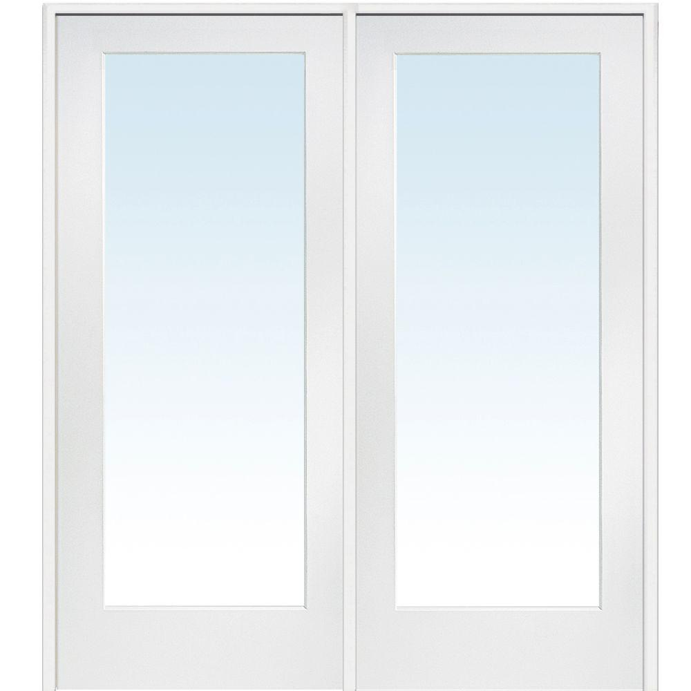 French Doors Home Depot | Lowes Double French Doors | Single Pane French Doors