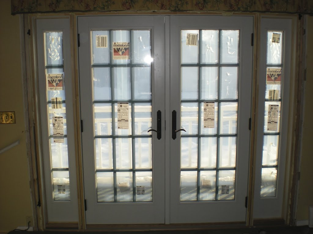 French Doors Home Depot | Patio Doors Lowes | Retractable Screens for French Doors Home Depot