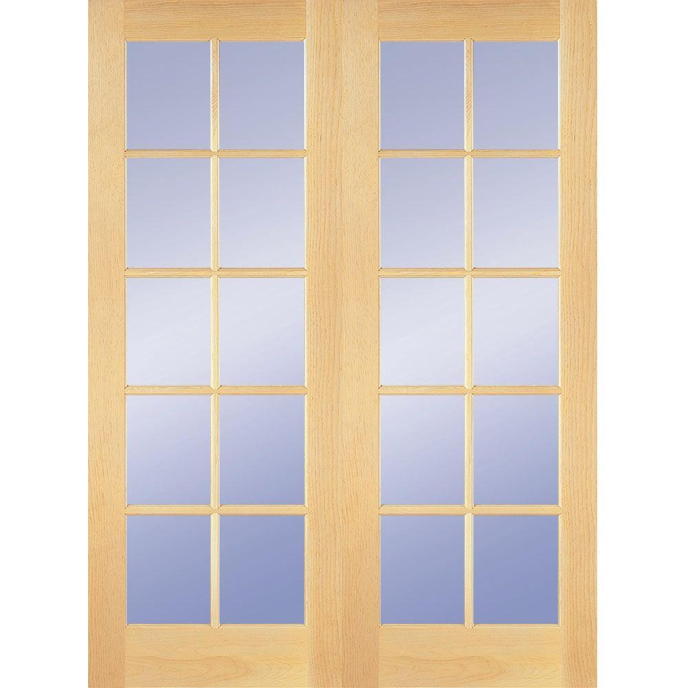French Doors Home Depot   Sliding Glass Doors at Home Depot   Patio French Doors with Screen