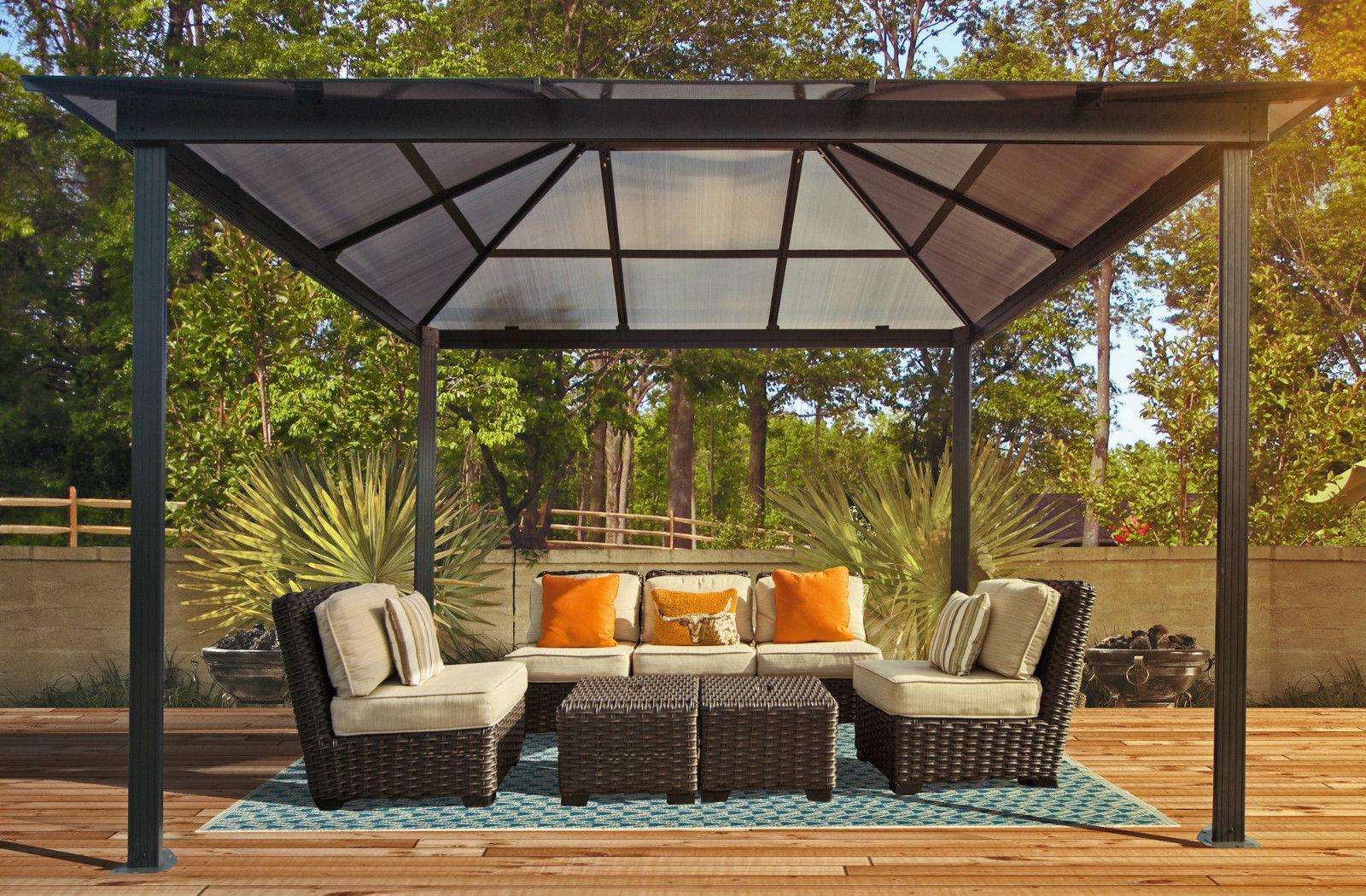 Gazebo 15x15 | Screened Gazebo | Gazebo 8x10