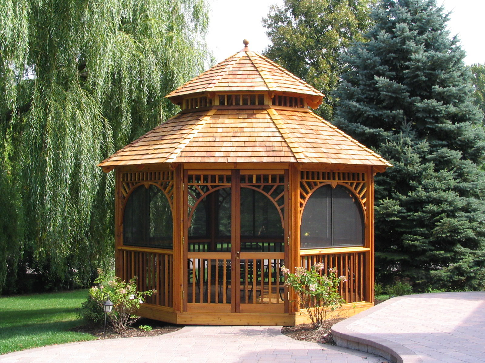 Gazebo 8x10 | Screened Gazebo | Enclosed Gazebo