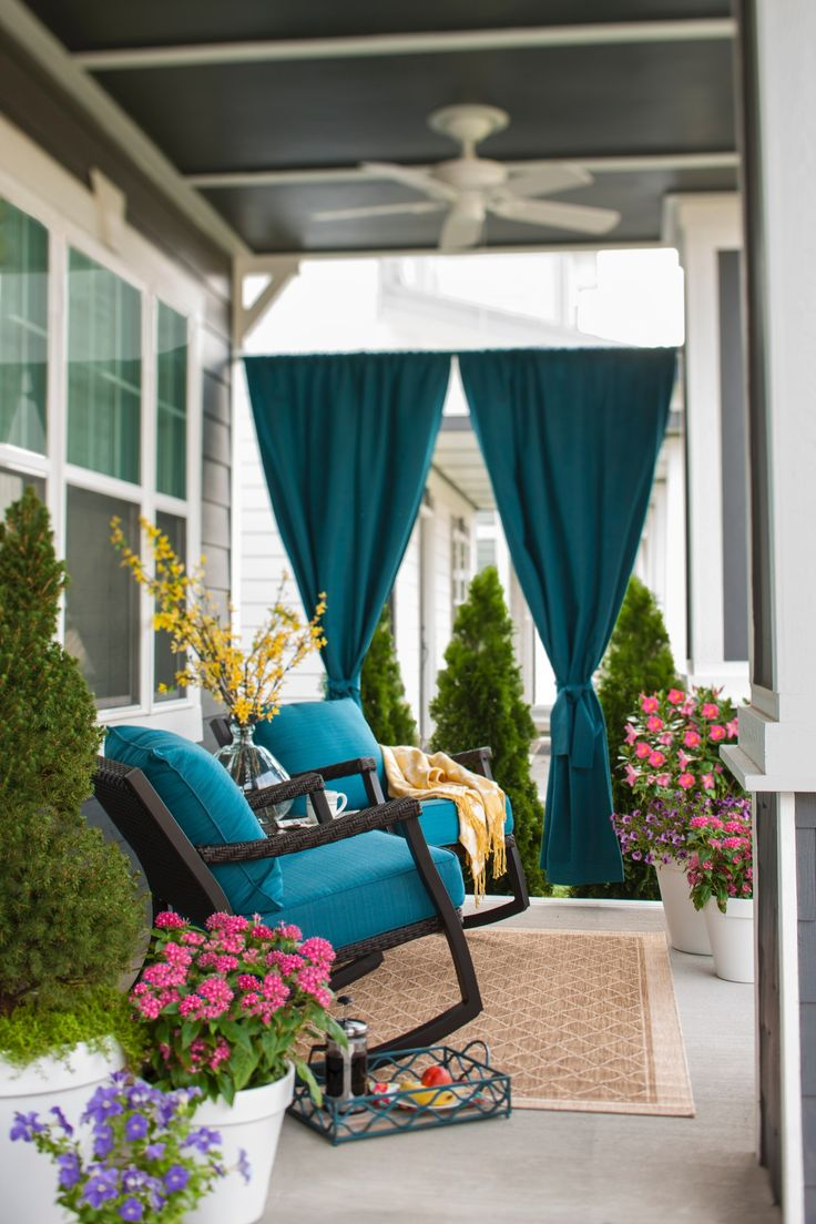Gazebo Curtain Panels | Sunbrella Curtains | Sunbrella Pillows
