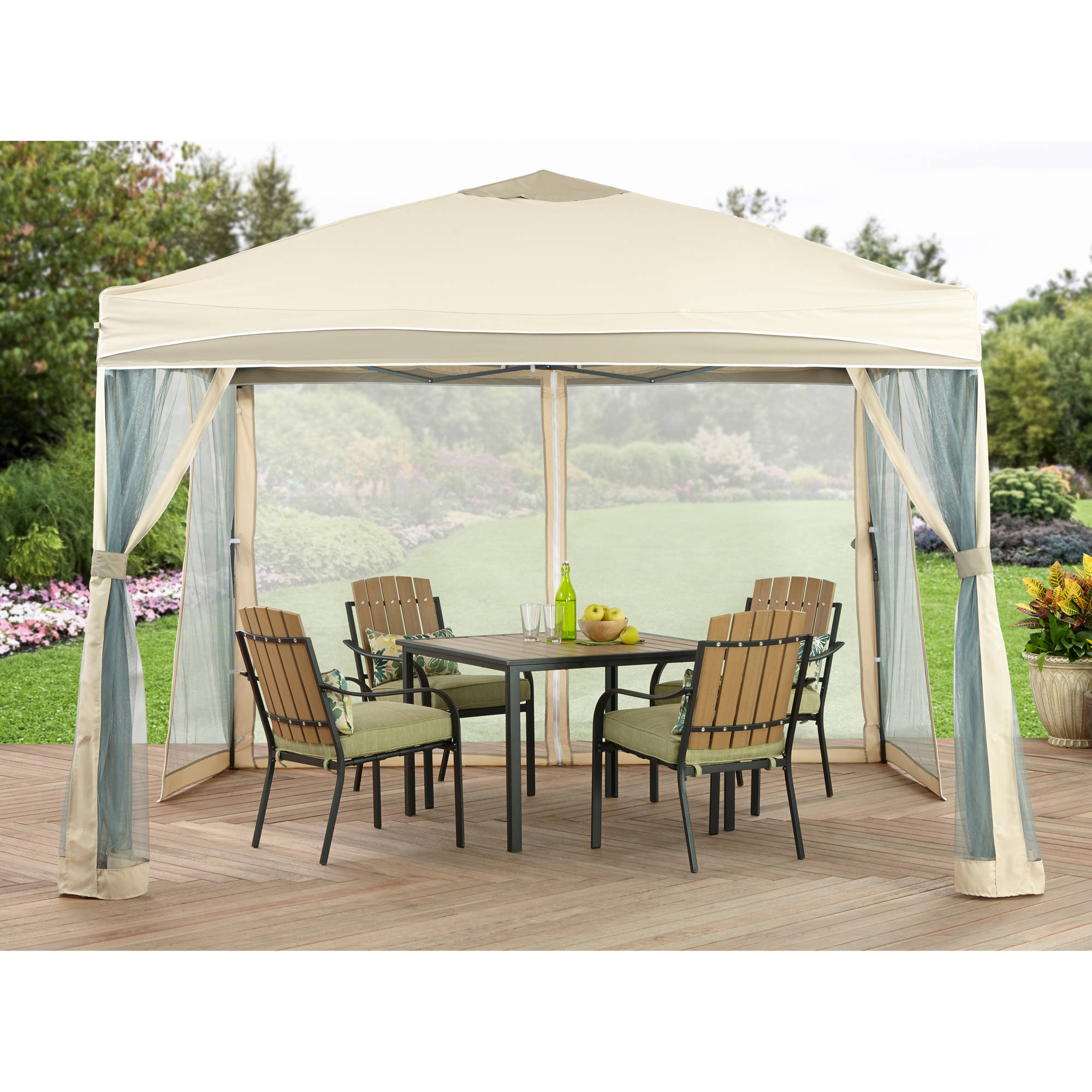 Gazebo Screen Tent | 15 X 20 Gazebo | Screened Gazebo