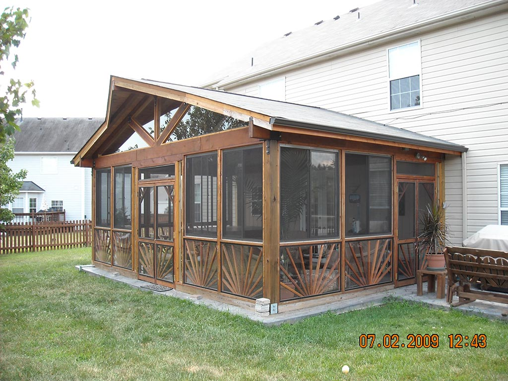 Gazebo with Insect Screen | Screened Gazebo | 8x10 Gazebo