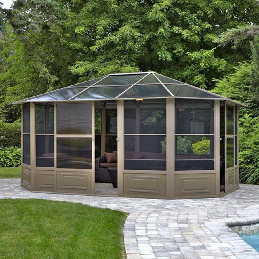 Half Price Gazebo | Screened Pavilion | Screened Gazebo