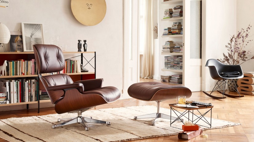 Herman Miller Chair And Ottoman | Eames Lounge Chair And Ottoman | Used Eames Lounge Chair And Ottoman