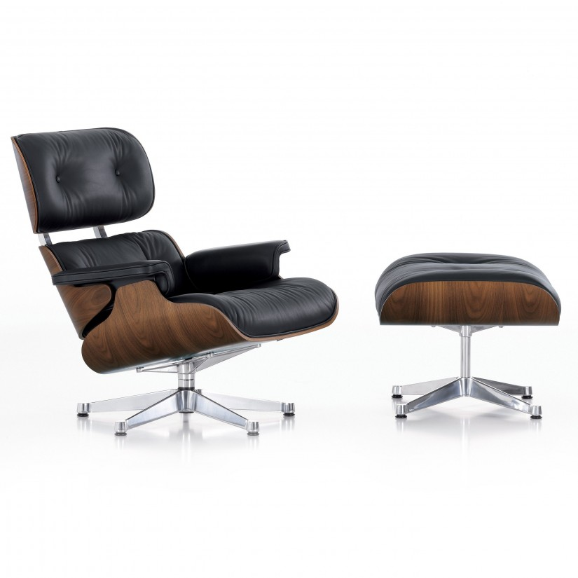 Herman Miller Lounge Chairs | Eames Lounge Chair And Ottoman | Eames Leather Chair And Ottoman