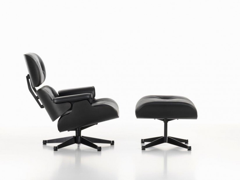 Herman Miller Lounge Chairs | Eames Lounge Chair And Ottoman | Lounge Chair With Footstool