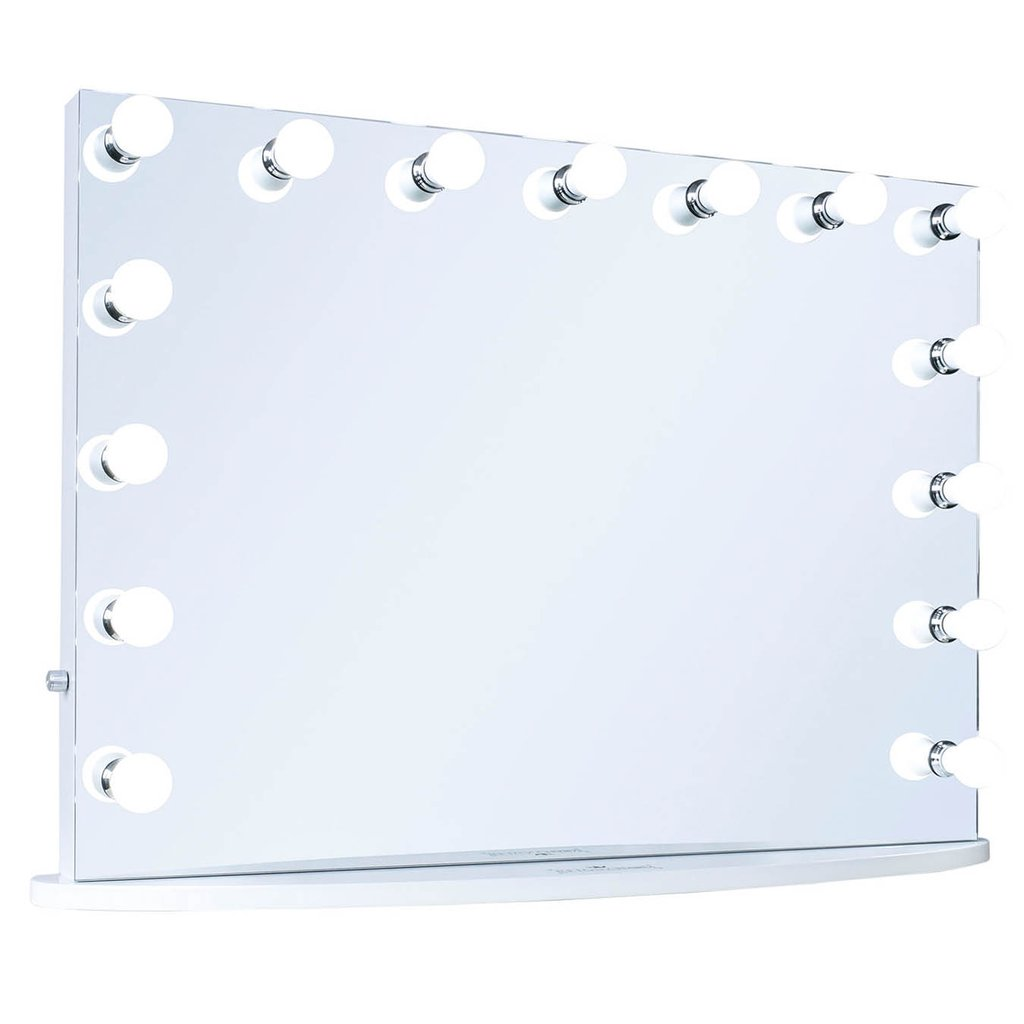 Hollywood Vanity Mirror with Lights | Broadway Vanity Mirror | Hollywood Vanity Mirror