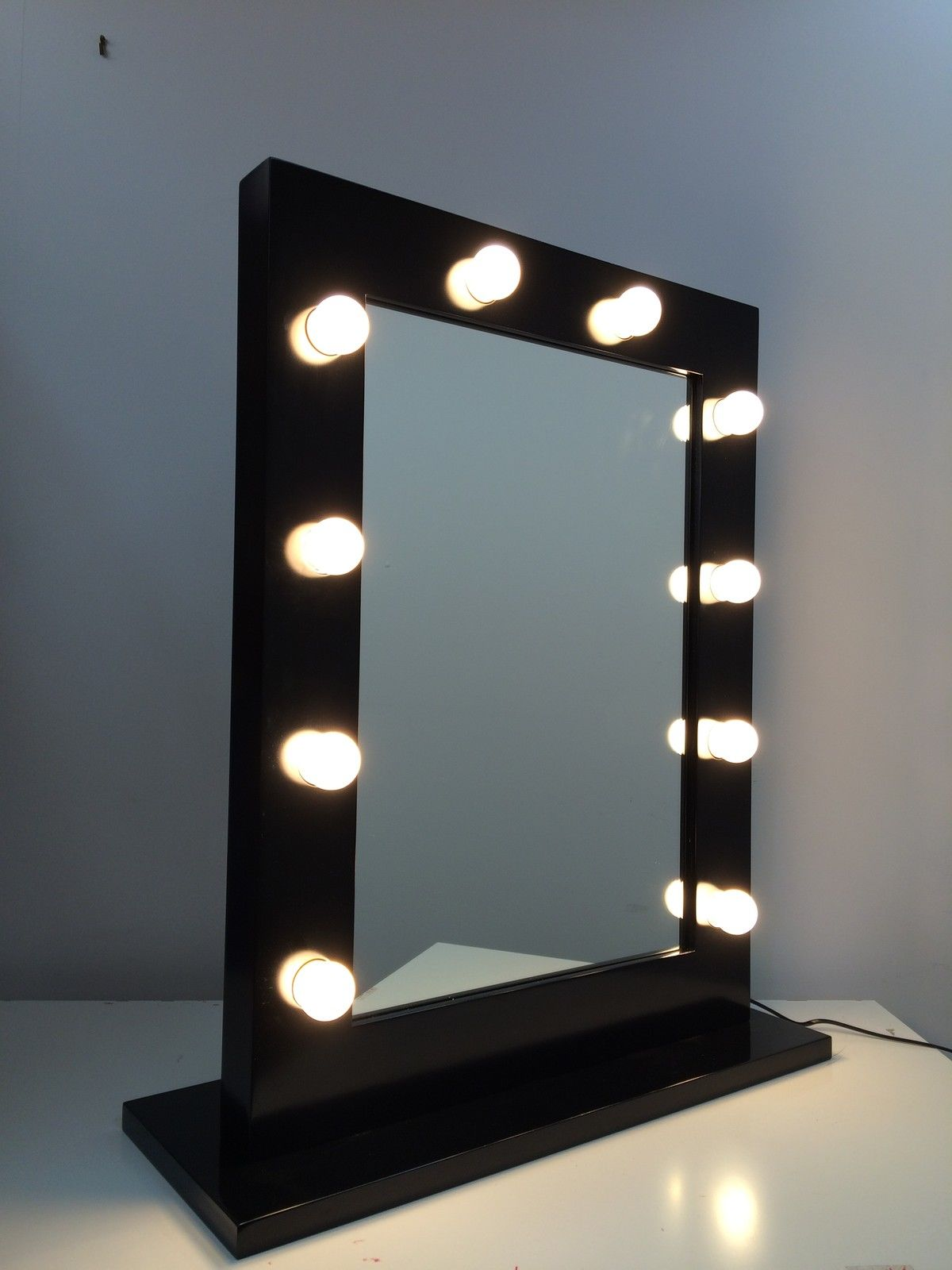 Hollywood Vanity Mirror with Lights | Hollywood Vanity Girl Mirror | Led Hollywood Mirror