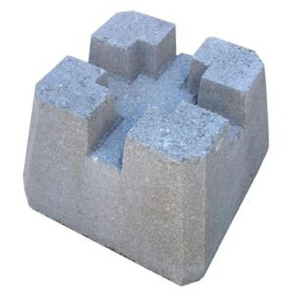 Home Depot Deck Blocks | Precast Piers | Precast Concrete Piers