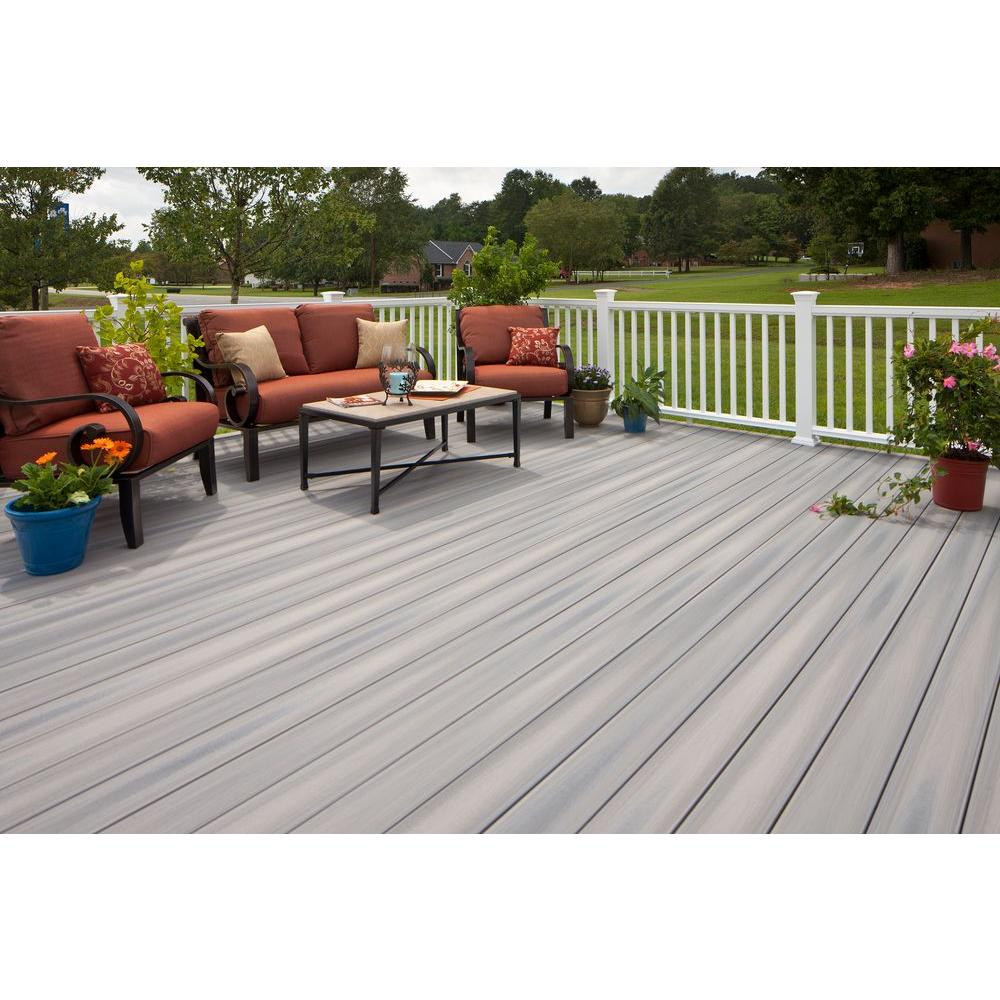 Home Depot Decks | Balcony Flooring Home Depot | Veranda Composite Decking