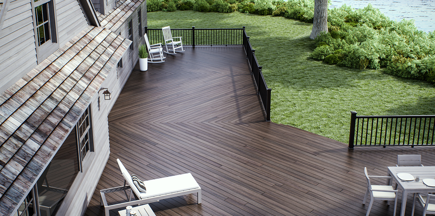 Home Depot Trex Decking | Veranda Composite Decking | Home Depot Deck Railing Kit
