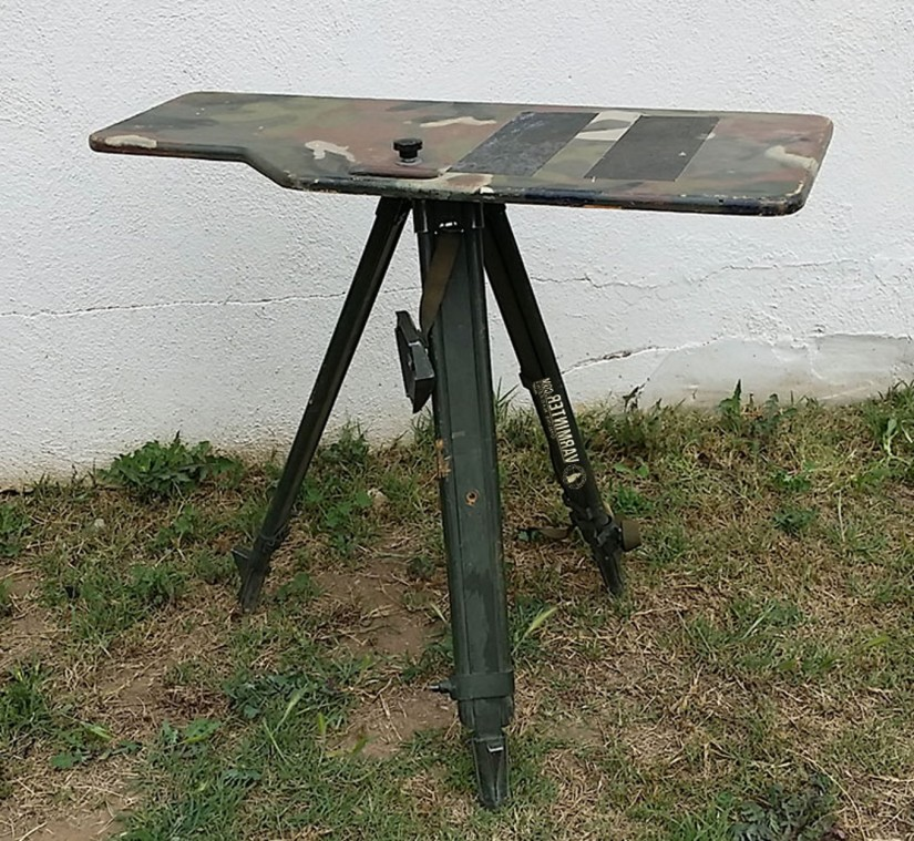 Homemade Portable Shooting Bench Plans   How To Build A Shooting Bench   How To Make A Rifle Bench Rest