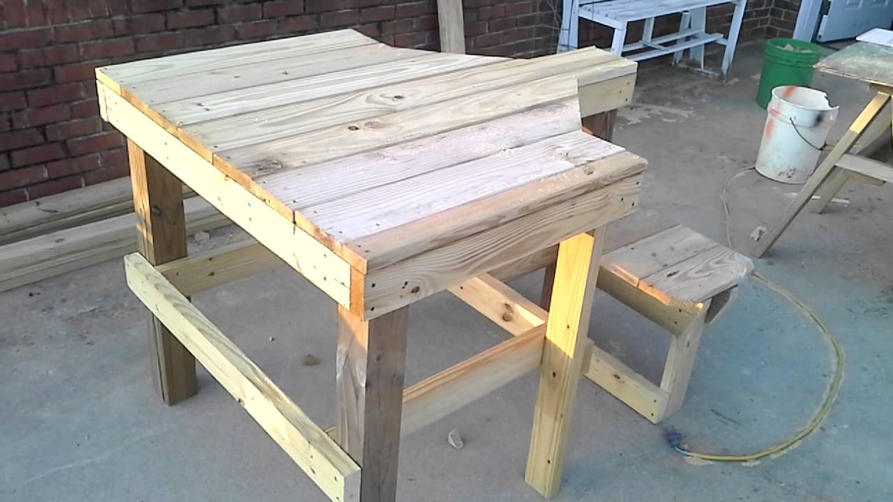 Homemade Portable Shooting Bench Plans | How to Build A Shooting Bench | Plans for Portable Shooting Bench