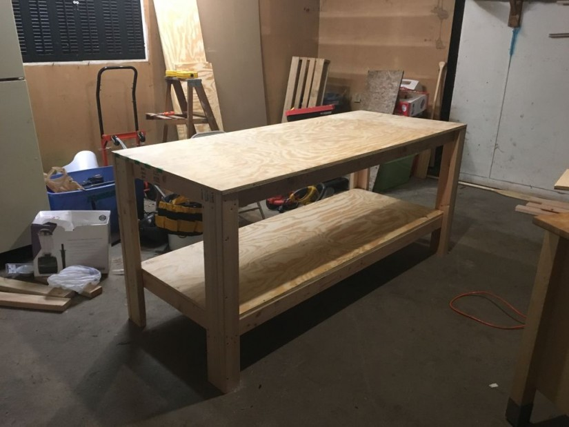 How To Build A Shooting Bench   Concrete Shooting Bench Plans   How To Make Shooting Bench