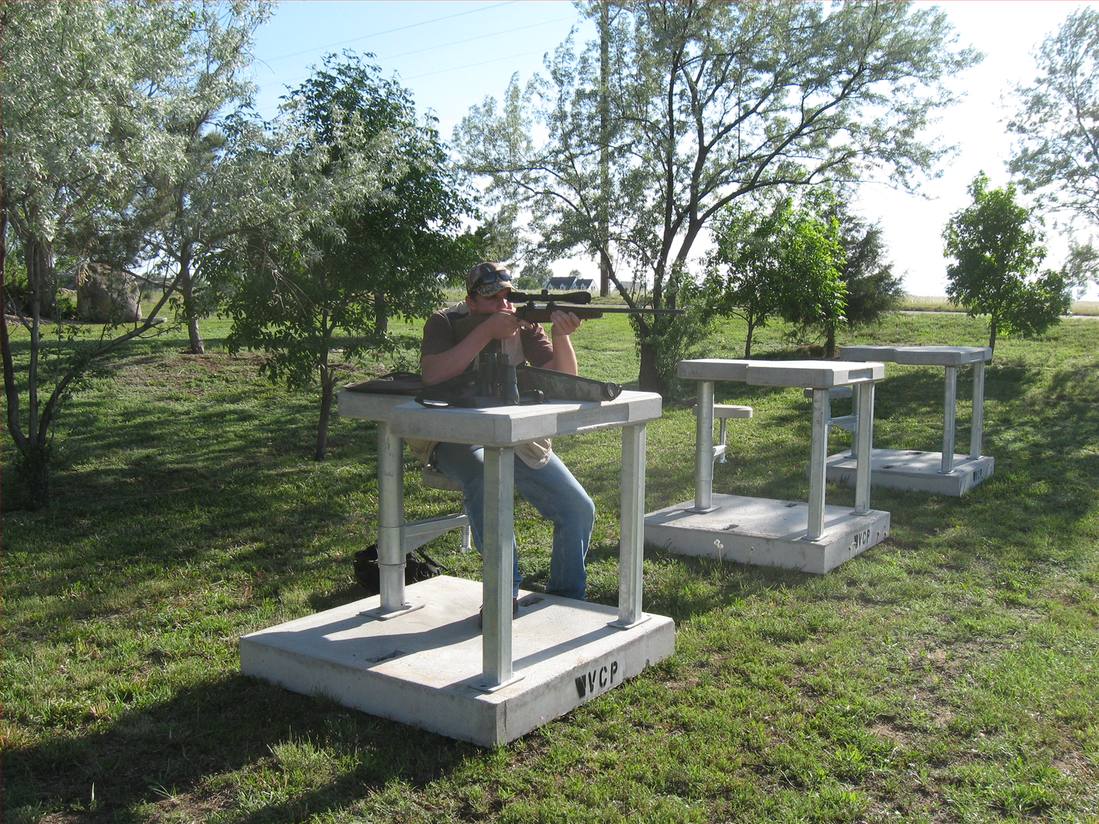 How to Build A Shooting Bench | Homemade Portable Shooting Bench Plans | Wooden Shooting Bench Plans