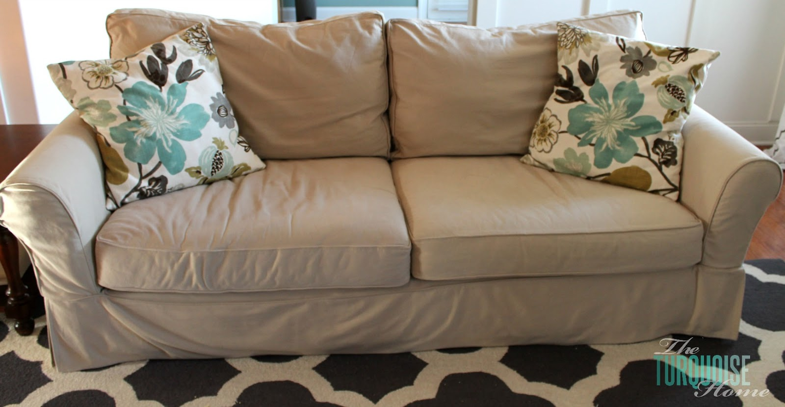 How to Fix Sagging Couch Cushions | Sofa Pillow Stuffing | Restuffing Couch Cushions