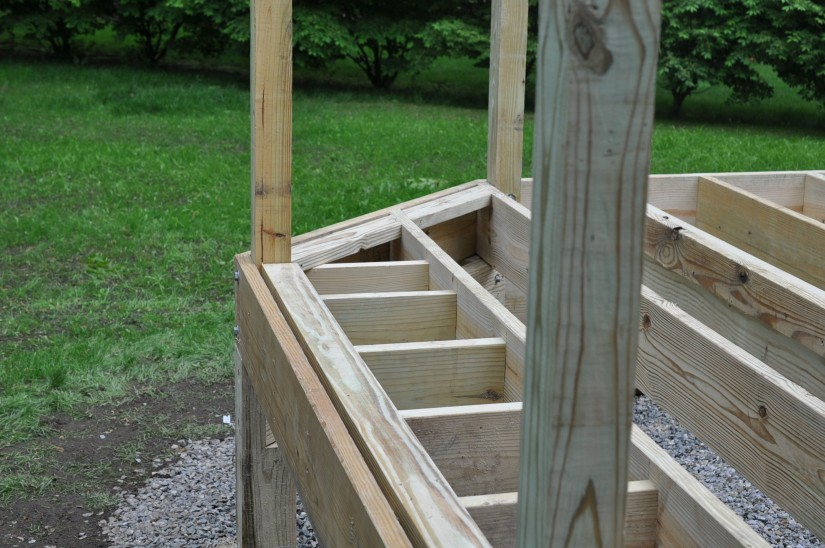 How To Install Trex Decking   How To Install Composite Deck Boards   Installing Composite Decking