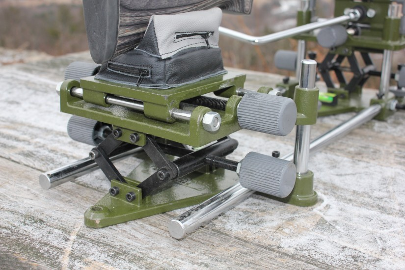 How To Make A Shooting Bench | How To Build A Shooting Bench | Plans For Shooting Bench