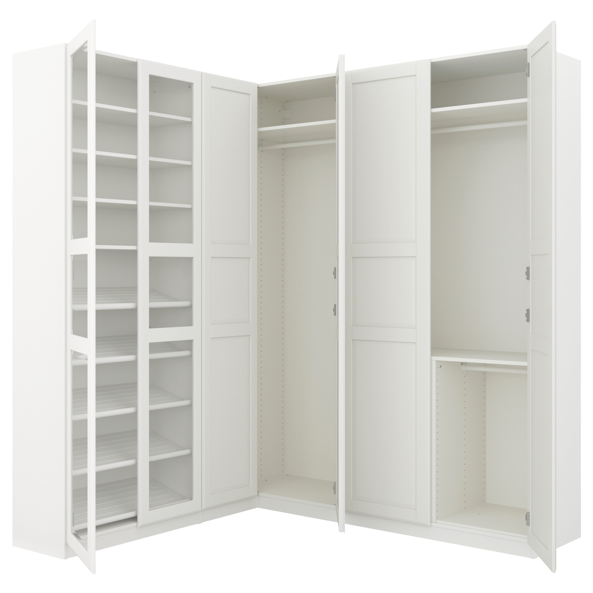 Ikea Wardrobe | Ikea Brimnes Wardrobe Review | Ikea Solid Wood Wardrobe