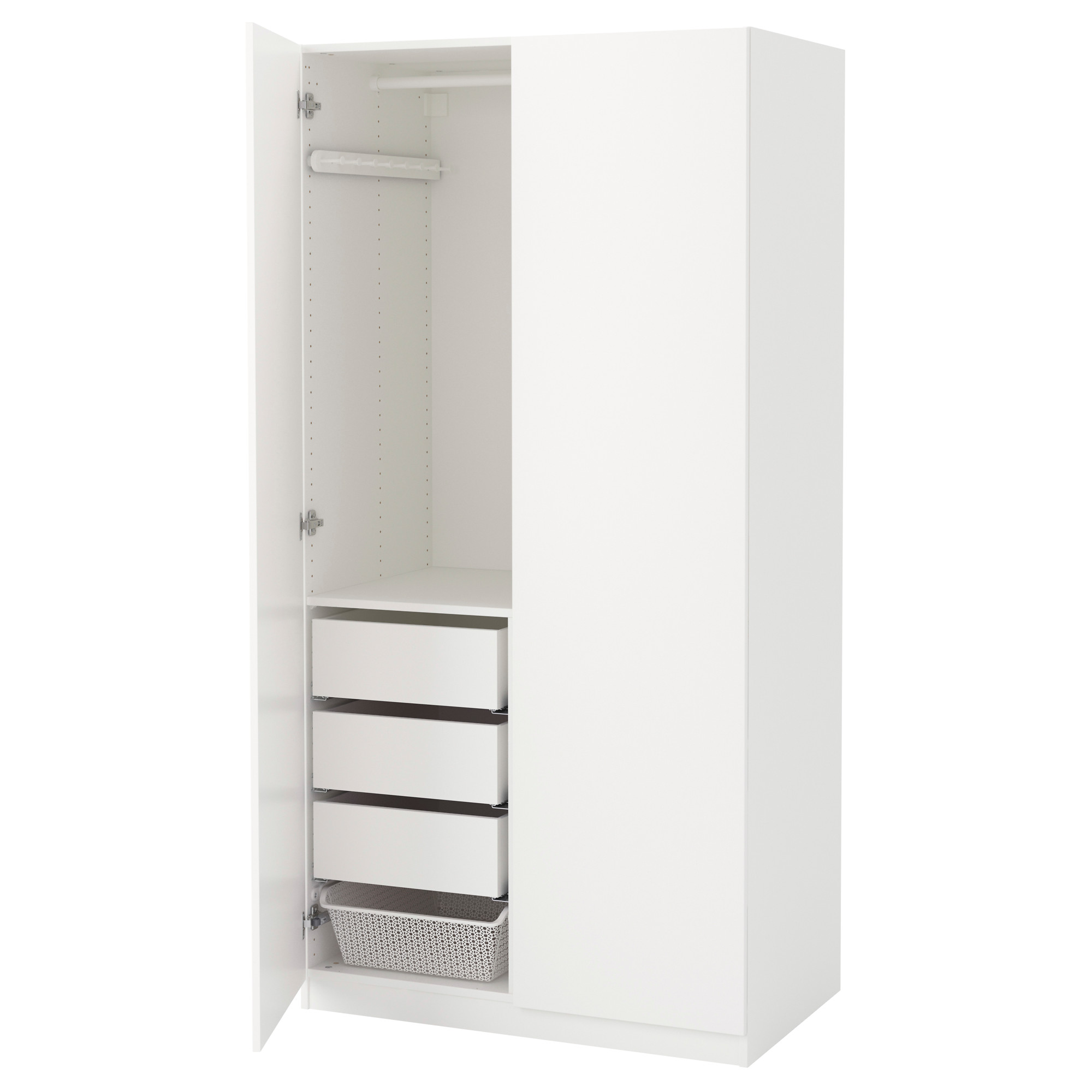 Ikea Wardrobe | Ikea Customizable Wardrobes | Ikea Pax Wardrobe Review