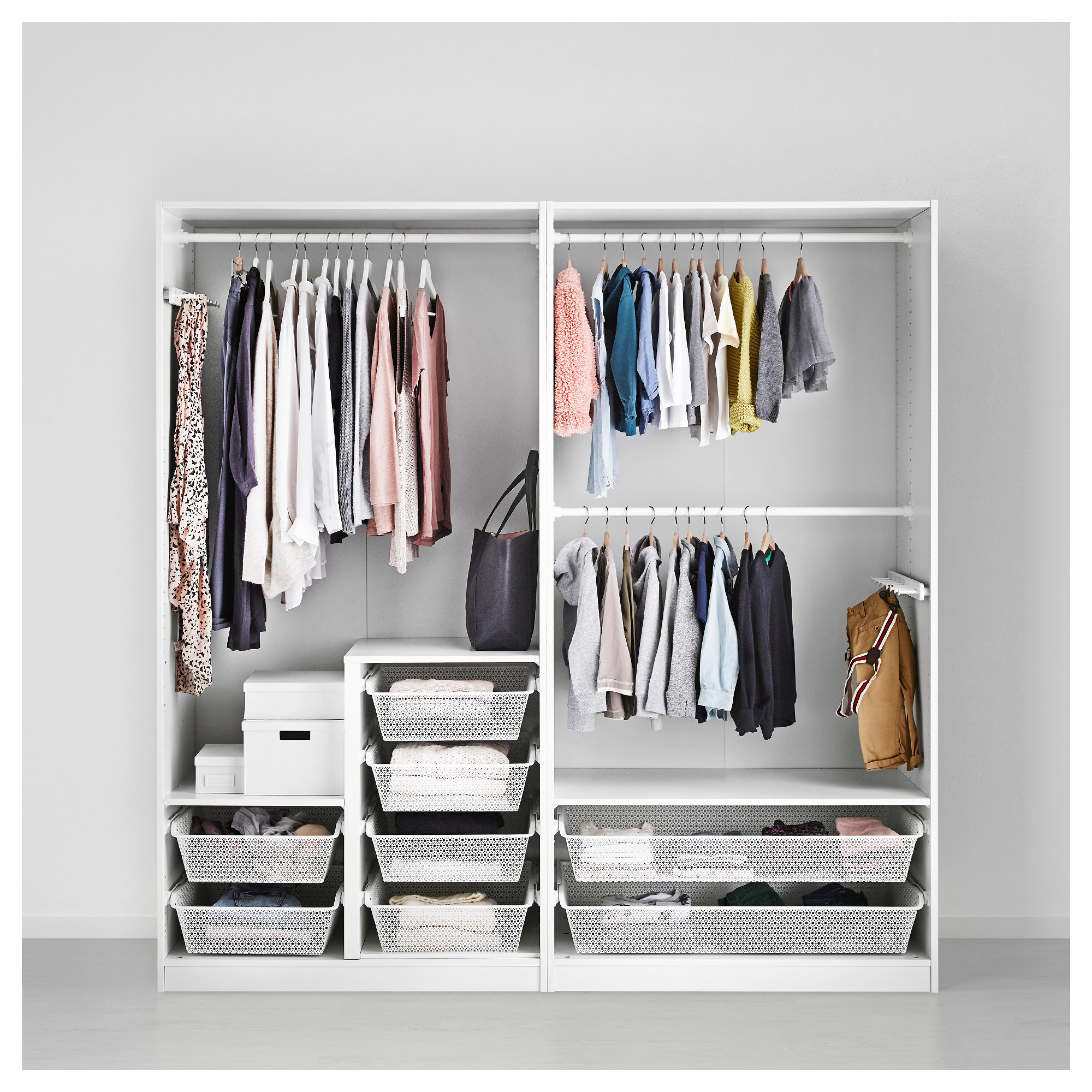 Ikea Wardrobe | Ikea Pax Wardrobe Review | Ikea Wardrobes for Small Spaces
