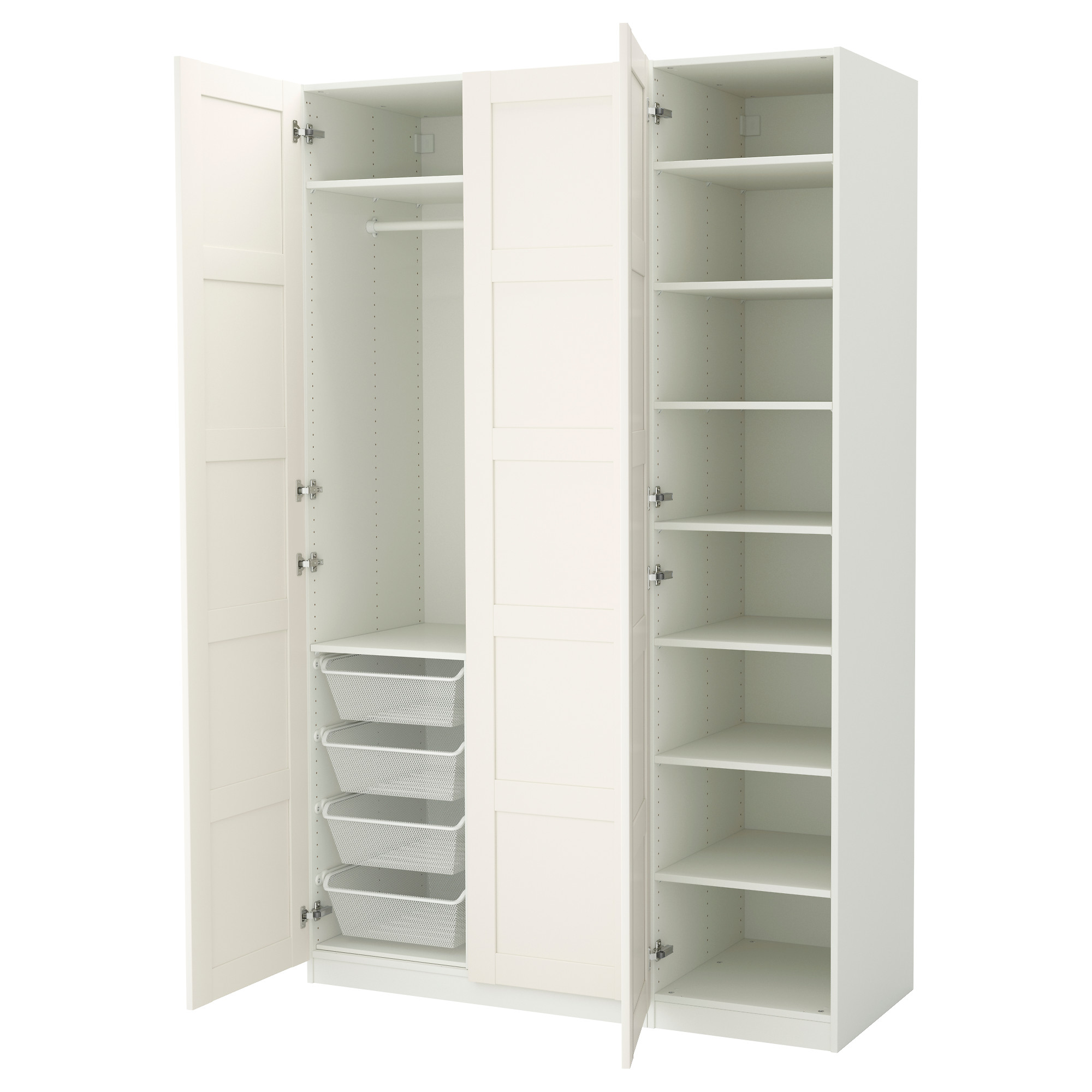 Ikea Wardrobe | Ikea Wardrobe Assembly Service | Ikea Wardrobe with Mirror