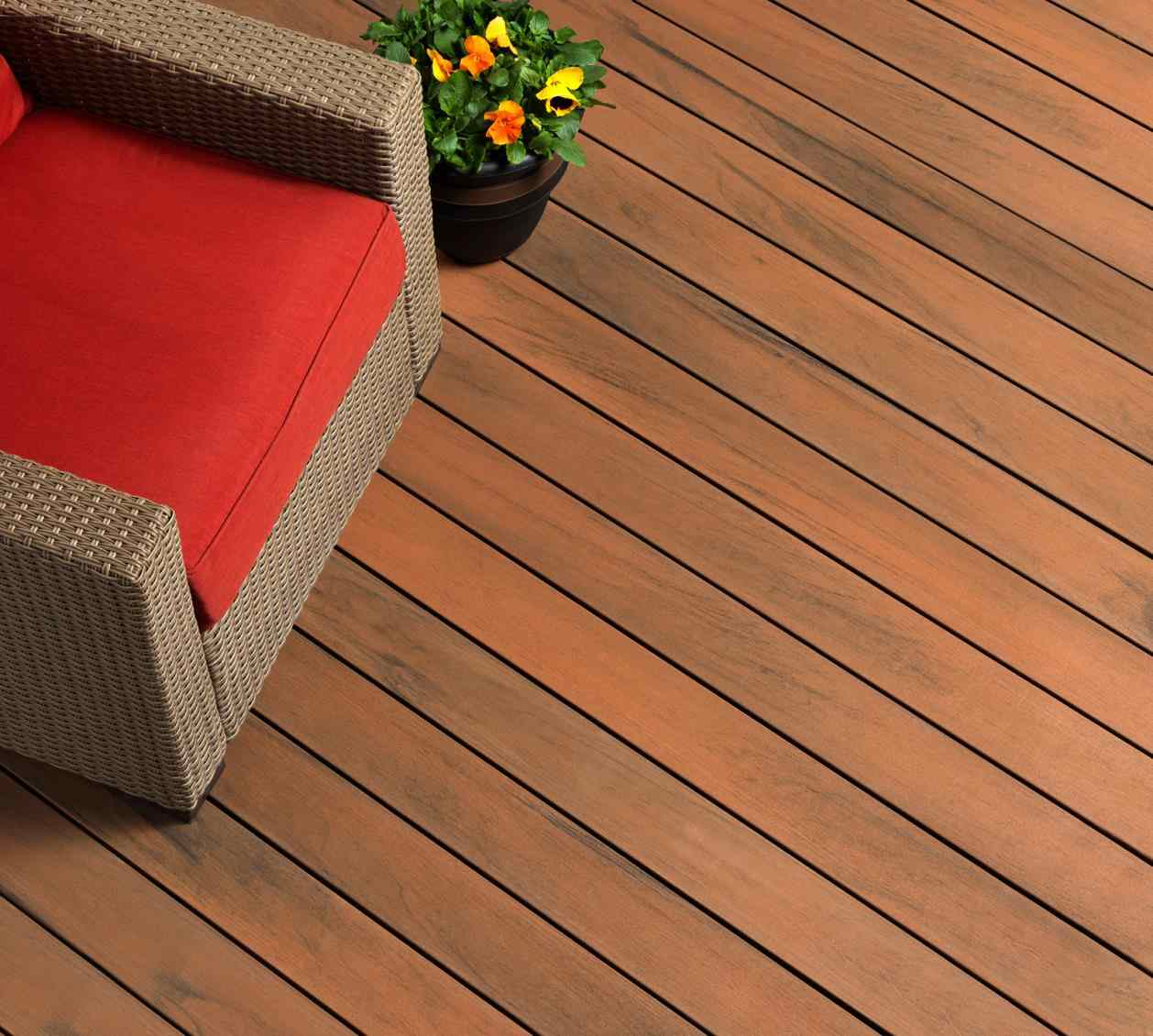 Installing A Composite Deck | Joist Spacing for Composite Decking | Installing Composite Decking