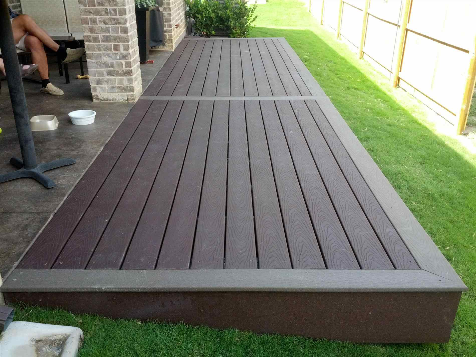 Installing Composite Decking | Composite Decking for Stairs | Composite Decking Installation