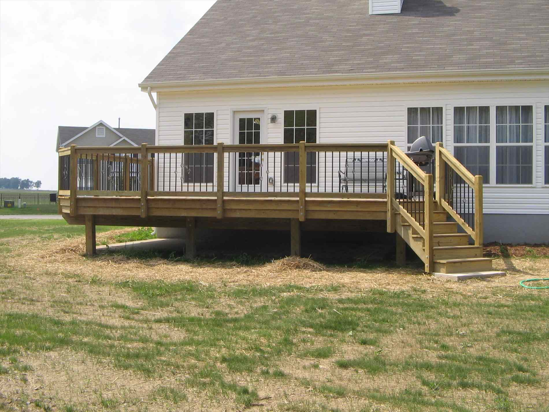 Installing Composite Decking | Composite Decking Installation Guide | Lowes Deck Installation