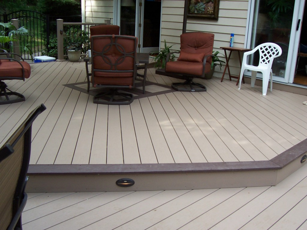 Installing Composite Decking | Composite Decking Specifications | How to Install Deck Rails