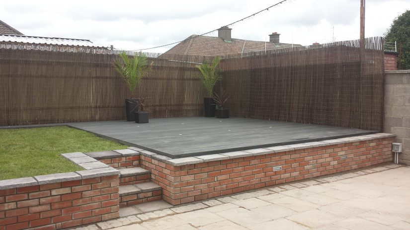 Installing Composite Decking | How To Install Composite Decking Over Concrete | Installing Trex Composite Decking
