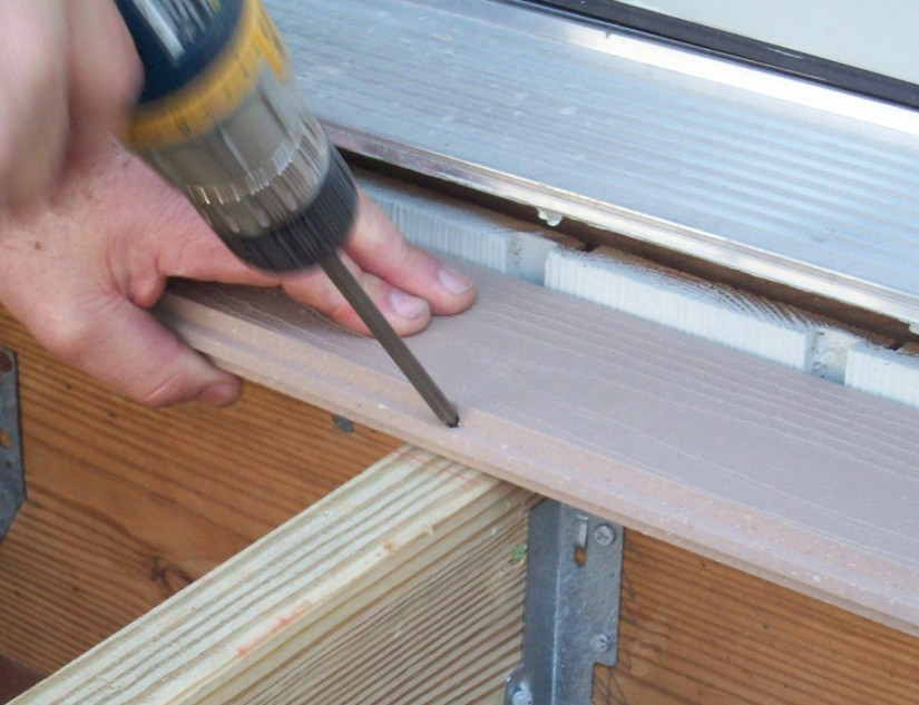 Installing Composite Decking | Using Composite Decking | Trex Decking Screws