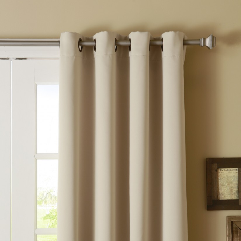 Insulated Drapes Clearance | Foam Backed Drapes | Thermal Insulated Curtains