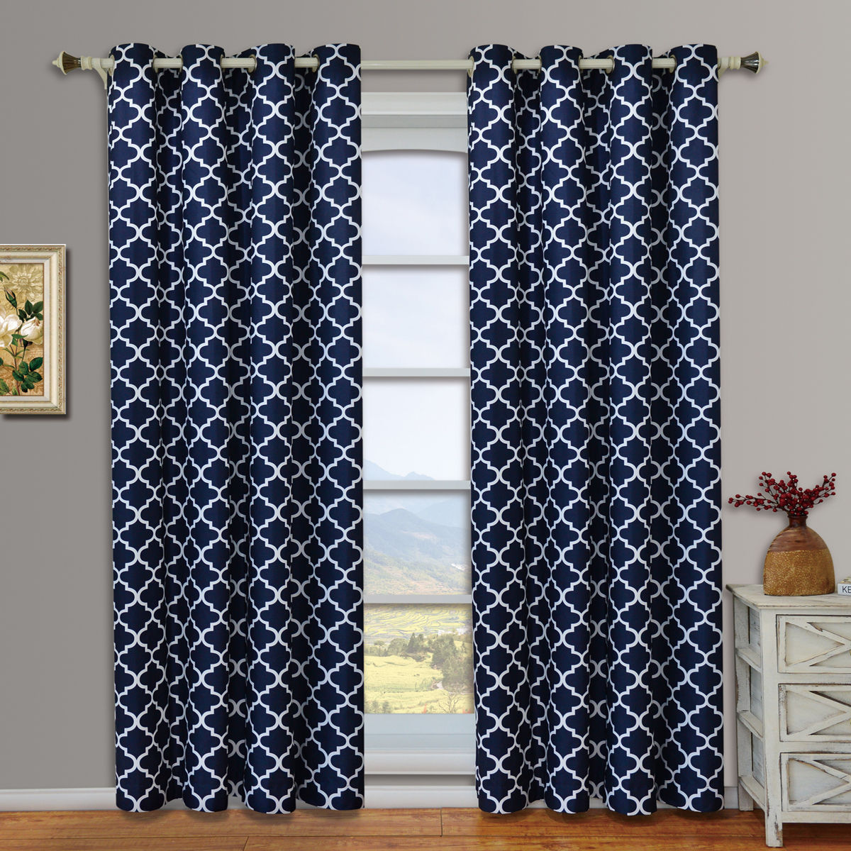 Insulated Thermal Drapes | Thermal Curtain Backing | Thermal Insulated Curtains