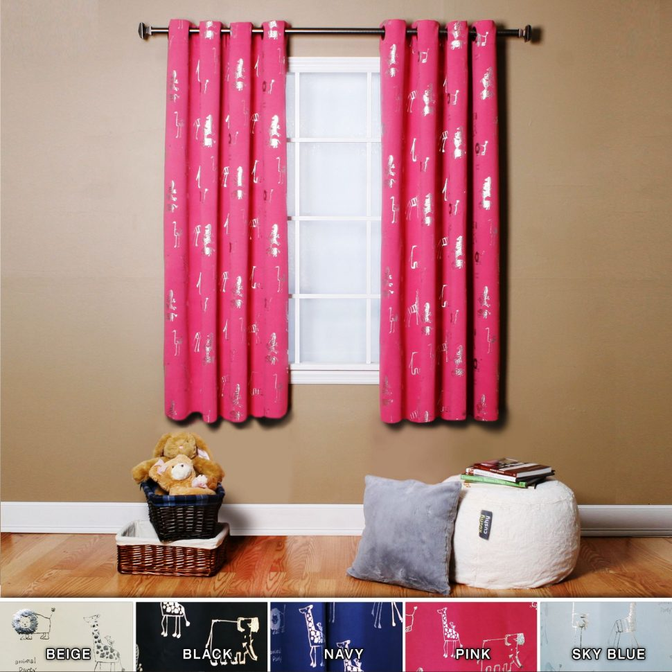 Insulated Thermal Drapes | Thermal Insulated Curtains | Navy Thermal Curtains