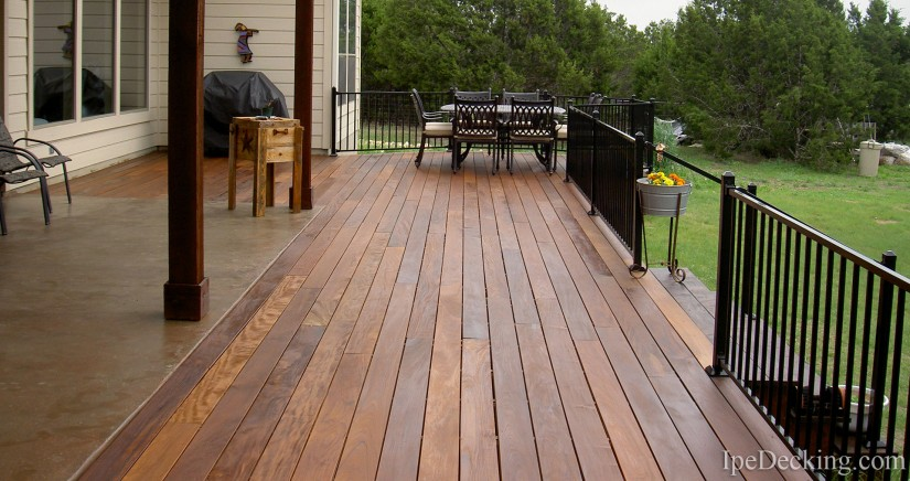 Ipe Deck Tiles | Ipe Decking Tiles | Patio Deck Tiles