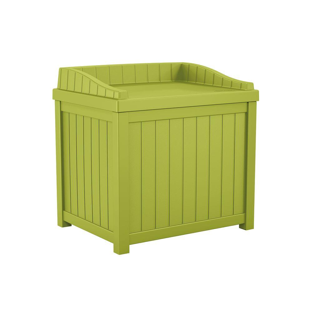 Keter 150 Gallon Deck Box | Keter Rockwood | Suncast Patio Storage Box