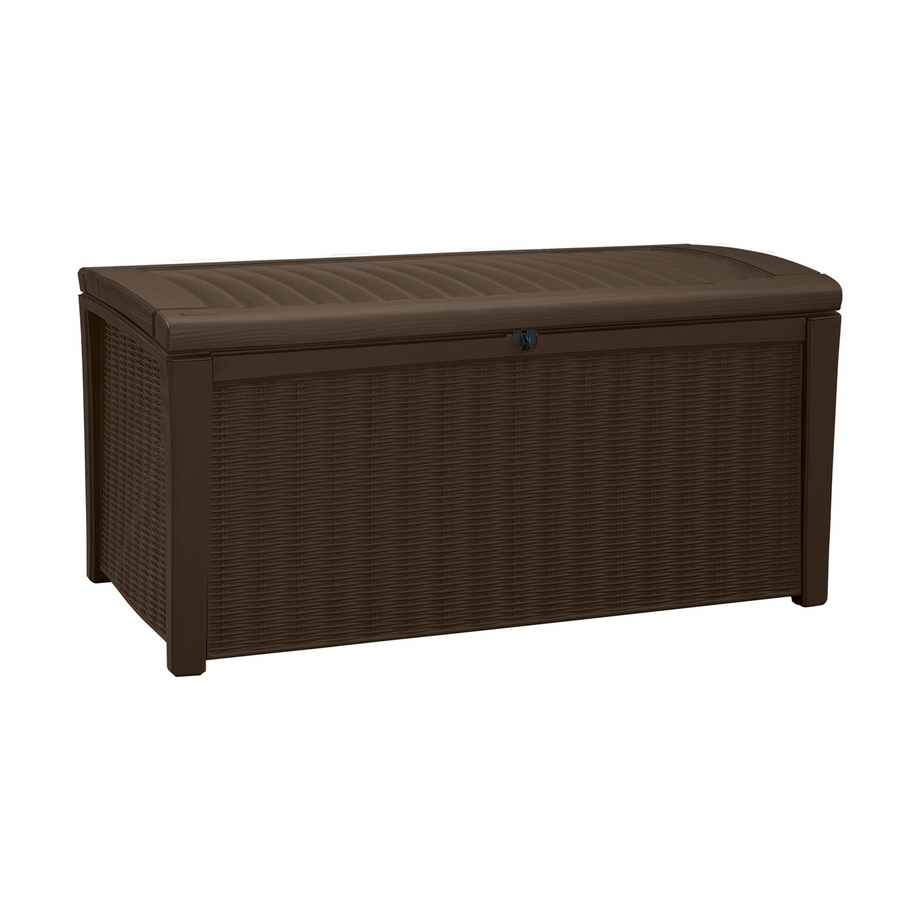 Keter Cushion Box | Keter 150 Gallon Deck Box | Keter Rockwood Deck Box