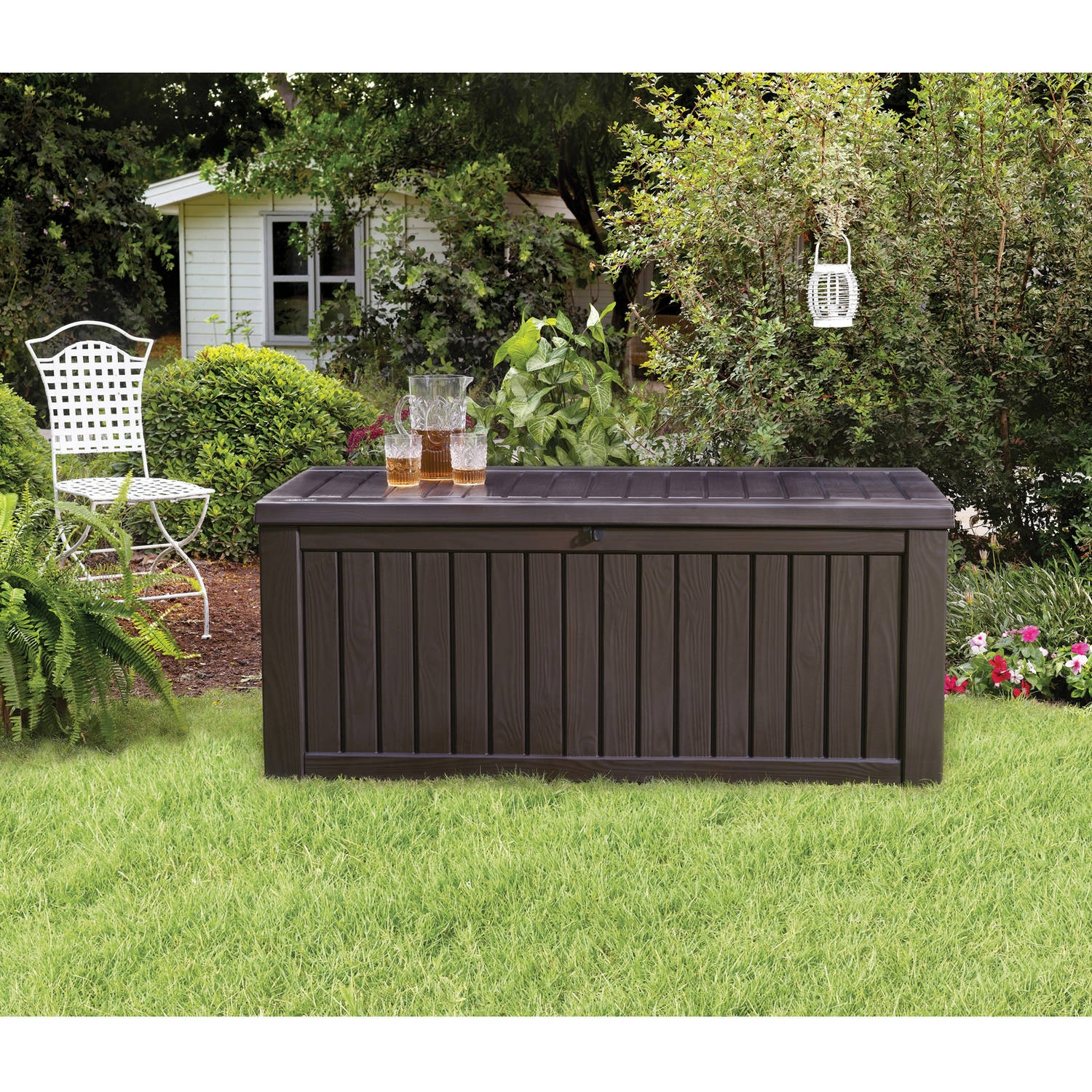 Keter Storage Box | Keter Cushion Box | Keter 150 Gallon Deck Box