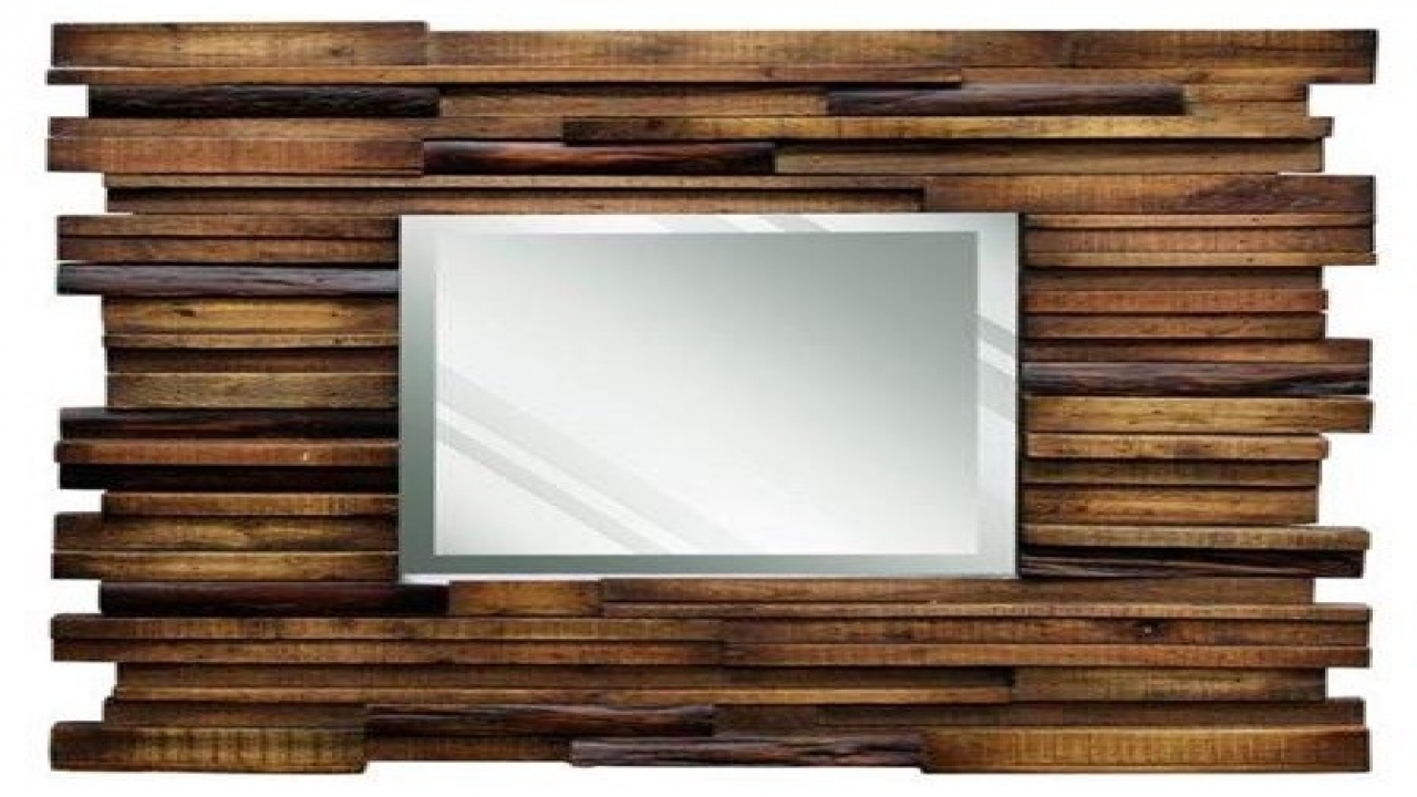 Kirkland Mirrors | Reclaimed Wood Mirror | Kirklands Mirror