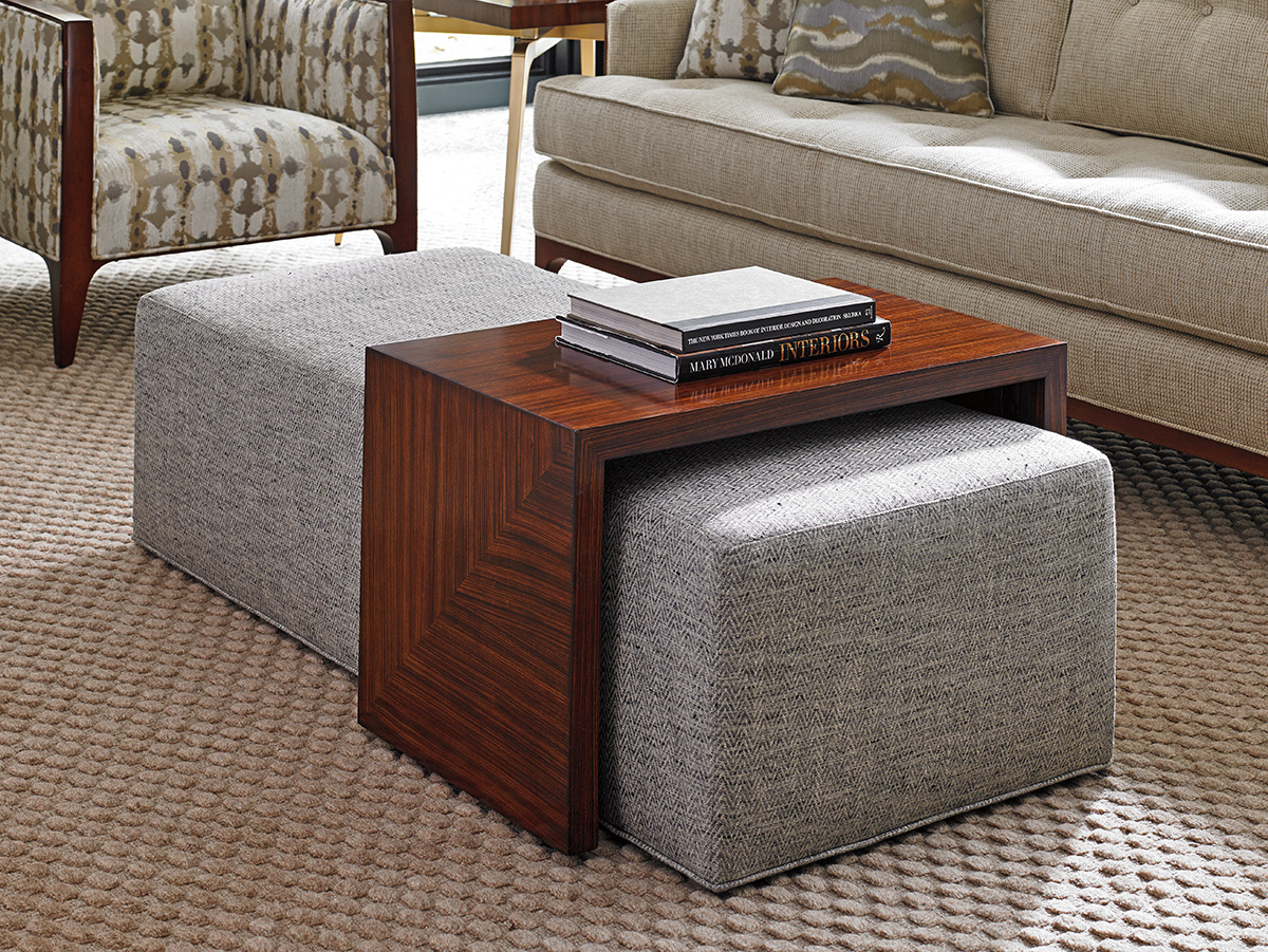 Large Ottoman Coffee Table | Ottoman Coffee Table Square | Large Square Leather Ottoman Coffee Table