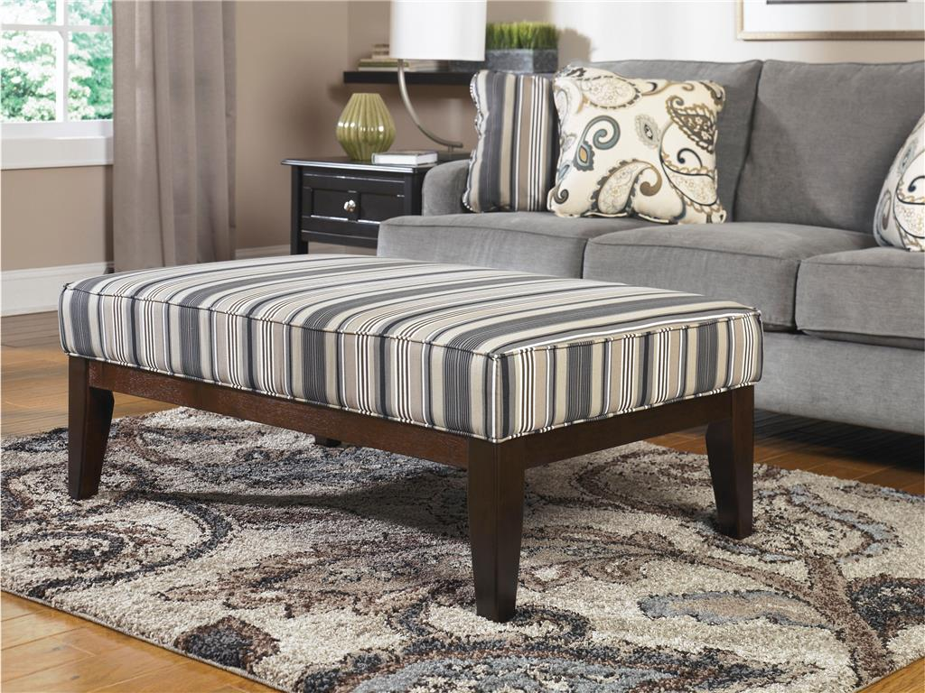 Large Ottoman Coffee Table | Upholstered Ottomans Coffee Tables | Ottoman With Stools Underneath