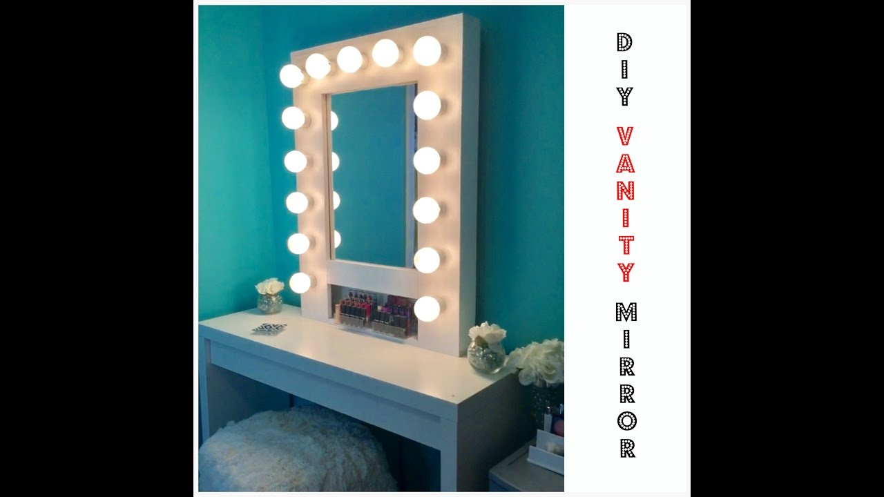 Led Hollywood Mirror | Hollywood Vanity Mirror with Lights | Make Up Mirror Lights