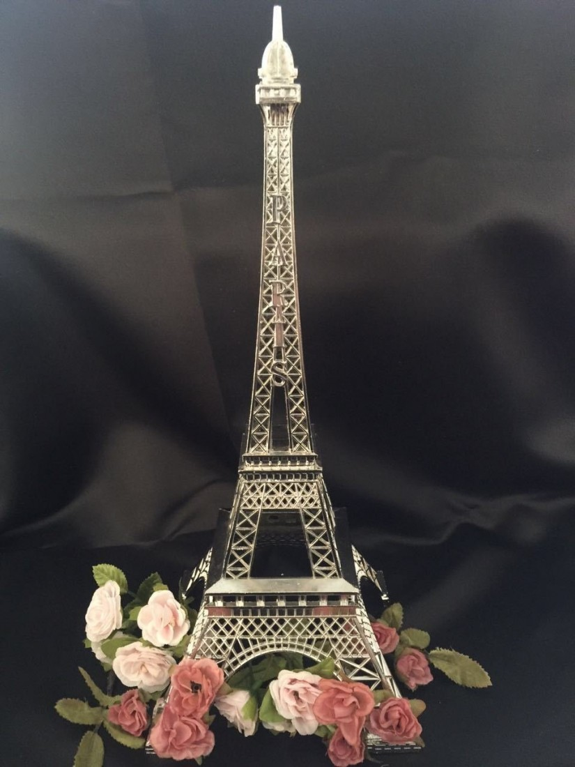 Light Up Eiffel Tower Decor | Eiffel Tower Figurines Wholesale | Eiffel Tower Centerpieces